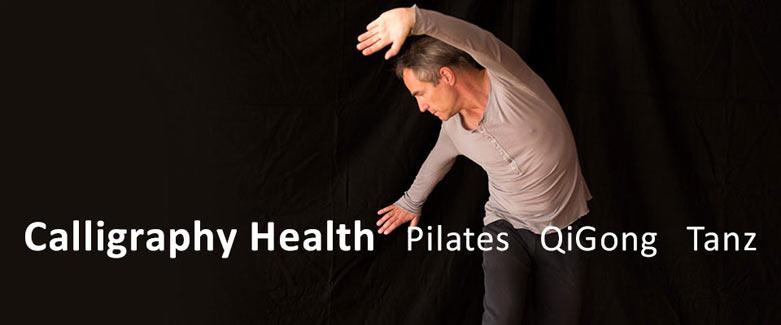 Calligraphy Health balance