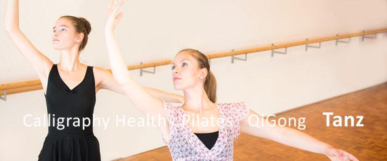 Tanz - klassisches Ballett balance